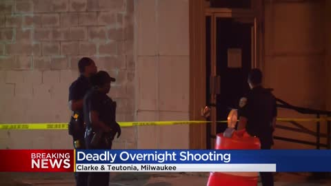 Milwaukee Police investigating fatal shooting near Teutonia and Clarke