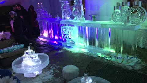 Racine & Me: The Ice Xperience, Conservation Nation, Dancing Dragons, Angel Gowns  (10/27/2019)