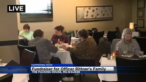 The Packing House holding fundraiser for Officer Rittner's family