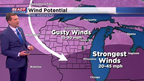 Nasty weekend will bring rain, snow, and wind
