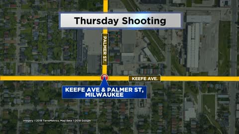 Three injured in three separate Thursday evening shootings