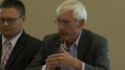 Tony Evers officially launches campaign for governor