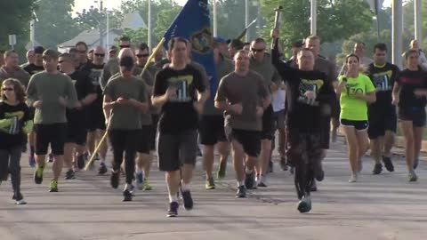 Governor Walker kicks off 32nd annual Law Enforcement Torch Run for Special Olympics