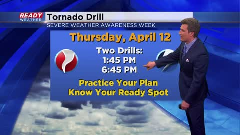 CBS 58 to participate in statewide tornado drill on April 12