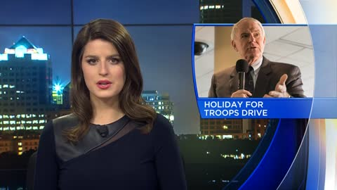 "Annual ""Holiday Drive for Troops"" kicks off in Milwaukee county"