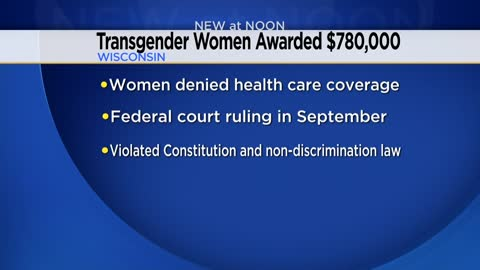 Jury awards $780,500 to transgender UW-Madison employee after lawsuit