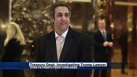 Trump attorney's business scrutinized