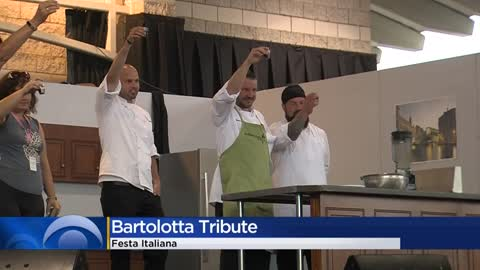 Festa Italiana pays tribute to Joe Bartolotta