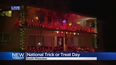 Should there be a National Trick or Treat Day?