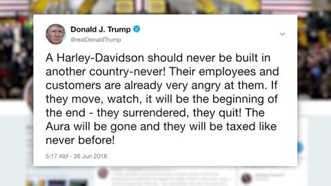 Former Governor Tommy Thompson trusts President Trump's strategy on Harley-Davidson