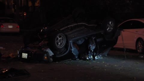 1 dead, 2 hurt in crash near 21st and National