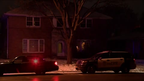 Two hospitalized in overnight double shooting