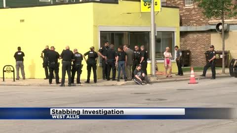 Two stabbed during fight in West Allis
