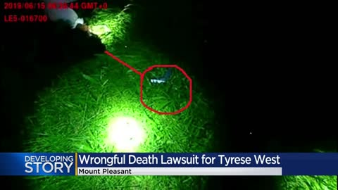 Family of Tyrese West, man shot and killed by Mount Pleasant police, files wrongful death lawsuit