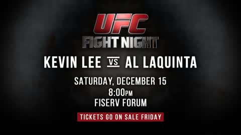 They know how to pick a fight at Fiserv Forum as professional fighters compete in Dec.