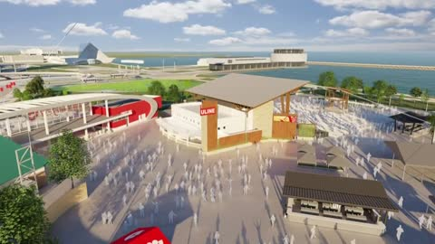 Summerfest unveils details for Uline Warehouse Stage with Miller...