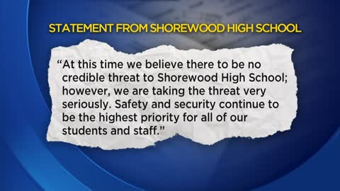 "UPDATE: ""SHS"" school threat determined to be school in Ohio"