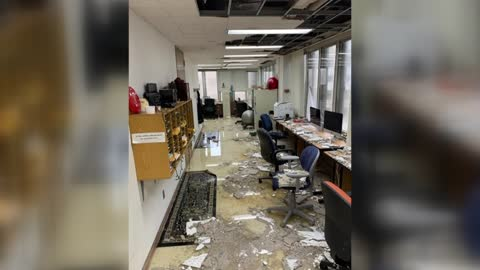 Classes relocated at UW-Madison after water damage