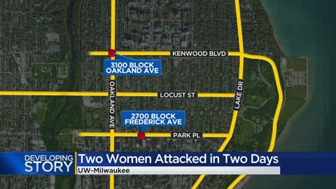 UW-Milwaukee students react to two reported assaults in two days