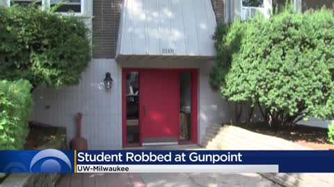 Milwaukee Police investigating armed robbery near UWM campus
