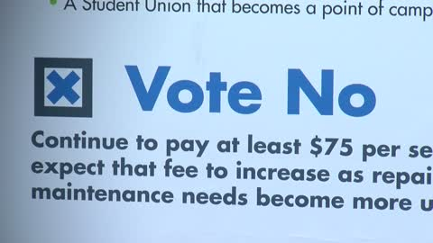UWM students vote down referendum to fix student union