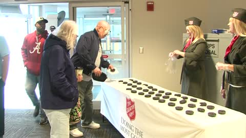 "Salvation Army of Milwaukee County hosts ""Do Good Donut Day"""