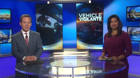 """Vehicle Vigilante"" helping people get their stolen cars back"