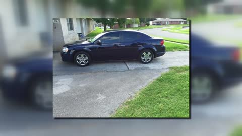 """It had all my son's stuff in it:"" Army veteran's car stolen from right outside his home"