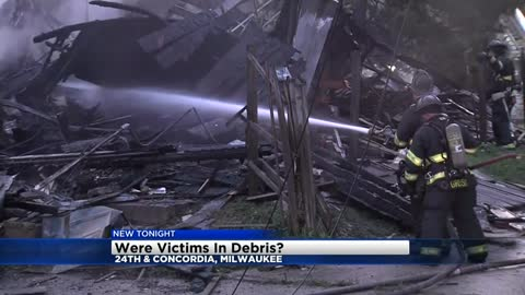 Arson investigators search Menomonee Falls garbage dump for human remains in home explosion debris