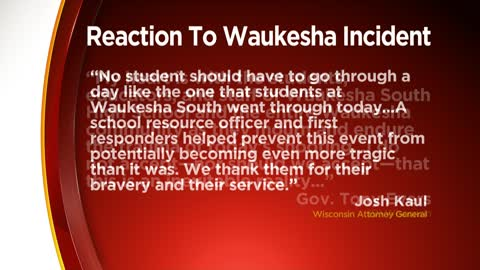 Elected officials react to Waukesha school shooting
