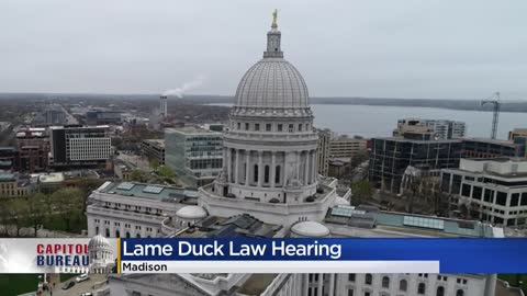 Wisconsin Supreme Court weighs lame-duck arguments