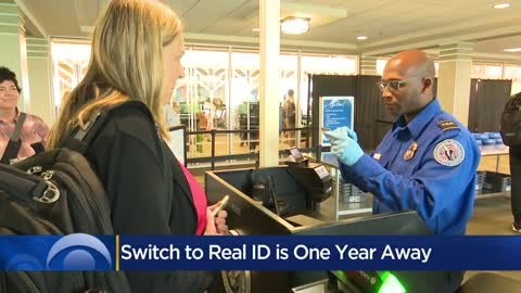 Officials mark one year until Real ID deadline