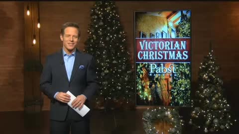 Victorian Christmas Fantasy on display at Pabst Mansion