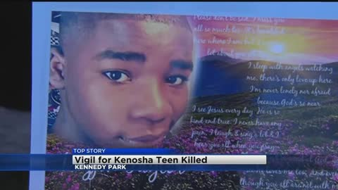 Vigil held for Dezjon Taylor, 15-year-old fatally stabbed at school