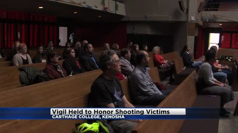 Vigil held at Carthage College to honor Pittsburgh shooting victims