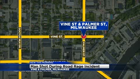 MPD investigating shooting near Vine and Palmer