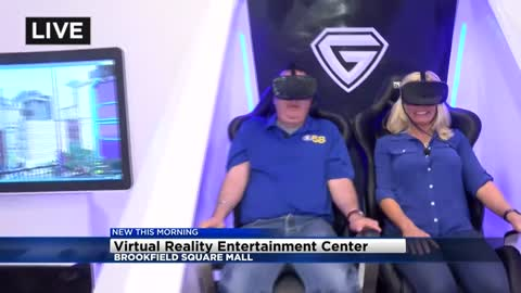 Virtual Fun at Brookfield's VR City Zone
