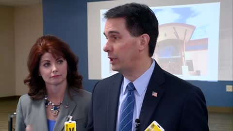 Walker calls on Wisconsin legislature to pass school safety plan