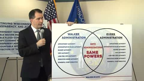 Governor Walker signs sweeping lame-duck GOP bills