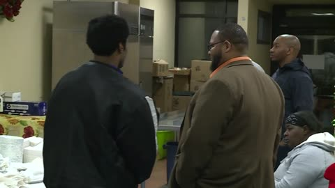 Donation made to warming centers in Milwaukee