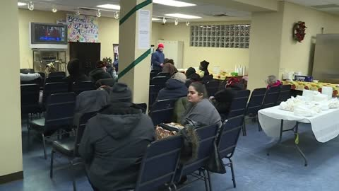 Warming shelters open across southeast Wisconsin to help those in need