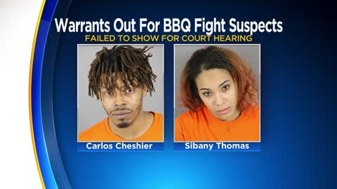 Warrants issued for 2 charged after fight at Mission BBQ in Brookfield