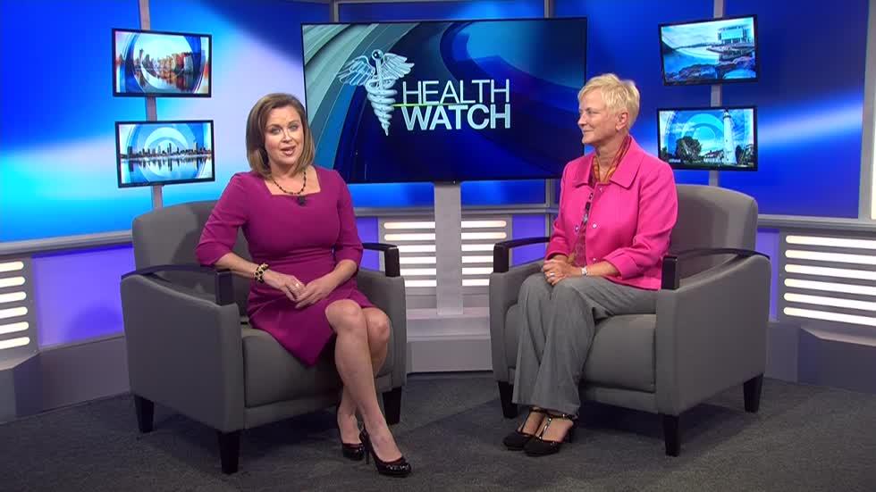 Breast cancer survivor Julie Hahn becomes