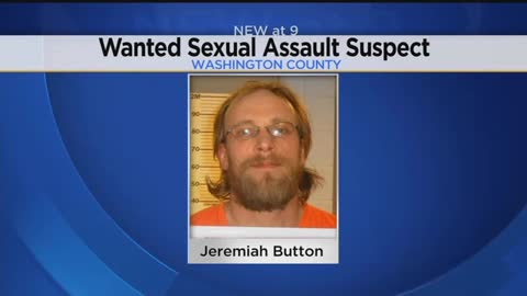 Washington County Sheriff's Office attempting to locate man wanted for Child Sexual Assault