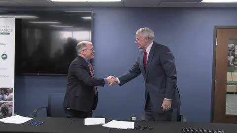 Water deal between Waukesha and Milwaukee signed