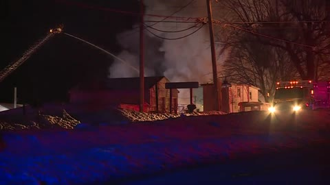 Sheriff: Deadly Town of Waukesha fire ruled accidental