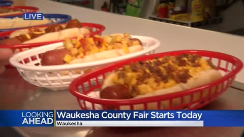 Waukesha County Fair kicks off 177th year Wednesday