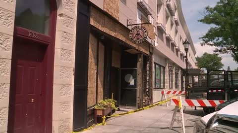 Several businesses affected by downtown Waukesha fire