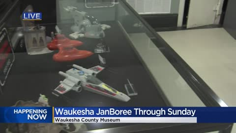 Waukesha JanBoree events continue through Sunday
