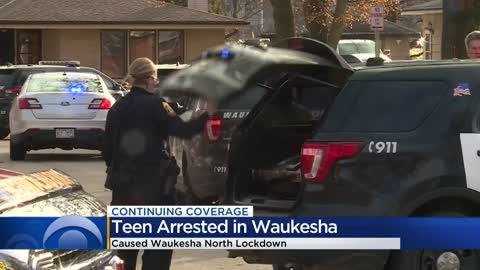 Police make arrest in connection to Waukesha North High School lockdown